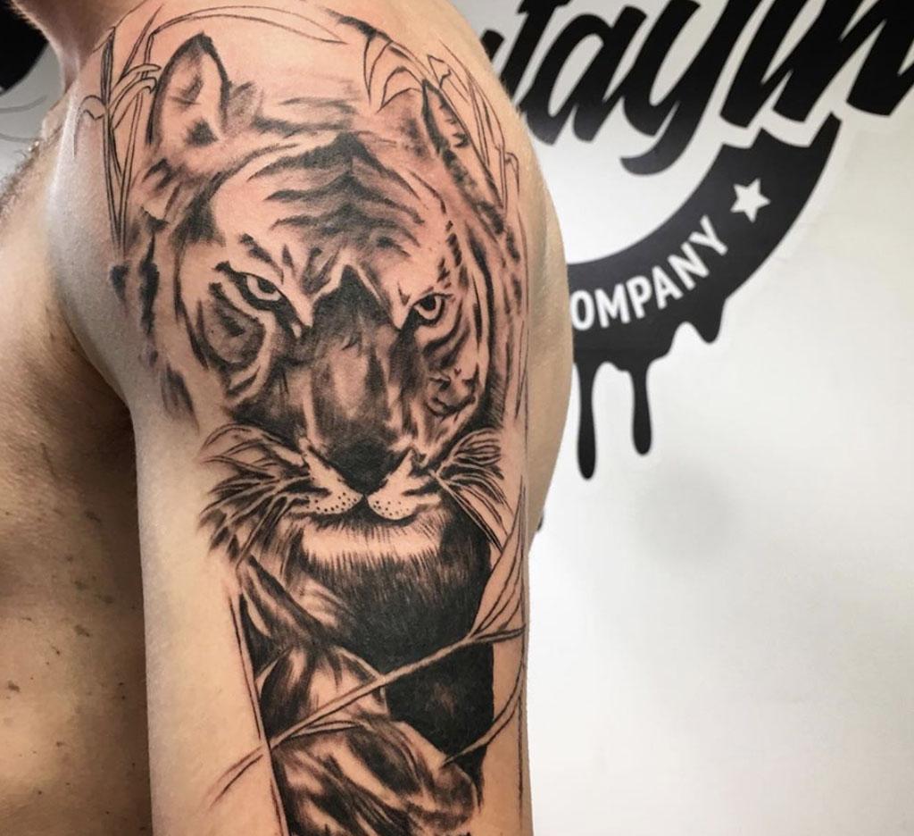tiger realism